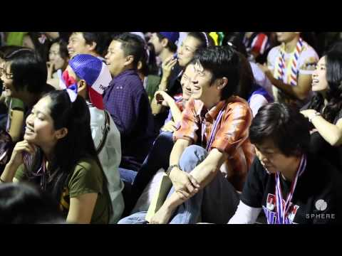 กำนันสุเทพ    Thailand Protest Song  A Beautiful Day In The Bangkok Shutdown