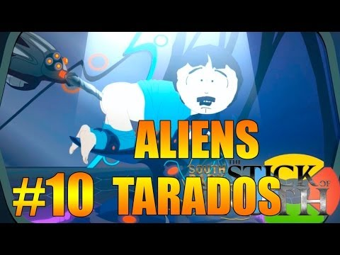 SOUTH PARK STICK OF TRUTH #11: FUGINDO DA NAVE ESPACIAL, DERROTANDO ALIENIGENAS, TELEPORTE ANAL?
