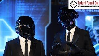 Why Do Daft Punk Dress Like Robots?