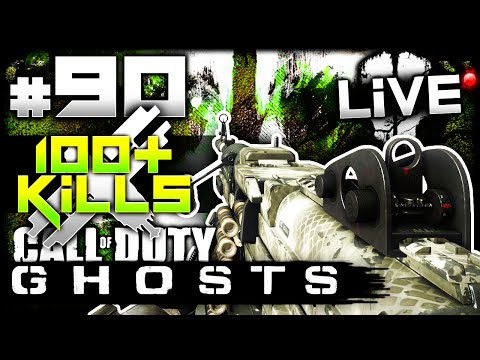 Cod Ghosts: 100+ Loki Gameplay?! - Live W  Elite #90 (call Of Duty Ghost Multiplayer Gameplay) video