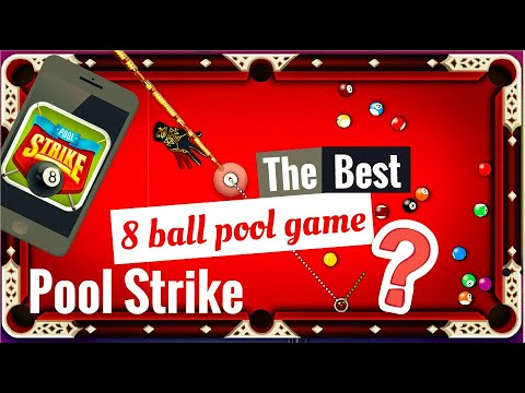 Pool Strike Online 8 ball pool billiards with Chat APK Cover