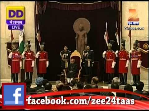 Zee24Taas: Sachin Tendulkar, Professor CNR Rao receive Bharat Ratna