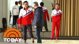 In Surprise Move, North Korea Will Send Athletes To The Olympic Games | TODAY