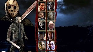 11 Jason Voorhees Terrordrome Modo Historia