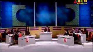 Mizanur Rahman Debate ATN Bangla on War Crimes 09