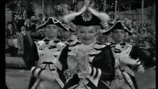 Stimmungslieder Bei Der  Hessischen Fernsehfastnacht 1964