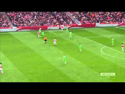 Jeff Reine-Adelaide | Emirates Cup 2015 | (With Wenger's Comments)