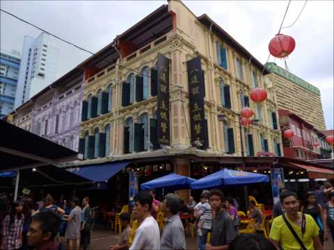 singapore shophouses 2012
