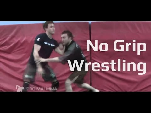 MMA 121 - No Grip Clinch Work / Wrestling Drill Image 1