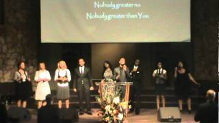 Mt. Rubidoux - Young Adult Praise Team - No One Higher - Nobody Greater