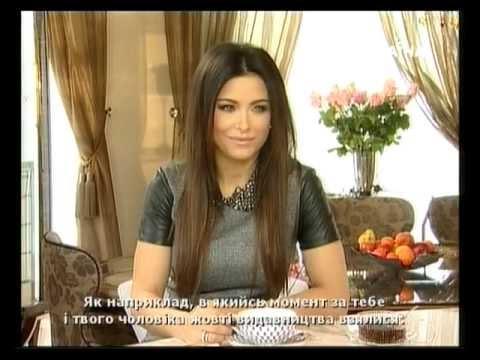 Интервью Ани Лорак в программе «Добро пожаловать»