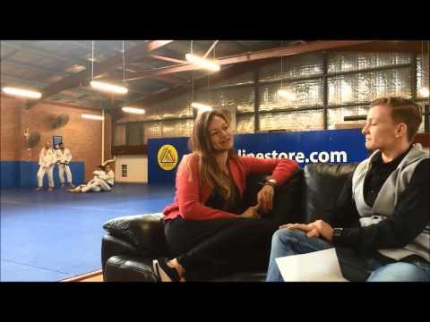 Mary MOO's Abu Dhabi Jiu Jitsu Experience