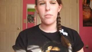 Wednesday Vlog #6 (3/30/11) I HATE TEENY BOPPERS!