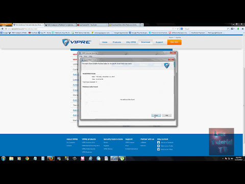 Vipre Internet Security 2014 Review