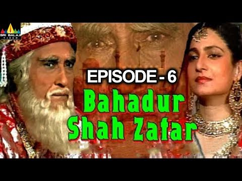 Bahadur Shah Zafar Episode - 6 | Hindi Tv Serials | Sri Balaji Video