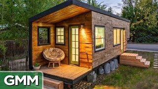 Could You Live in a Tiny Home?