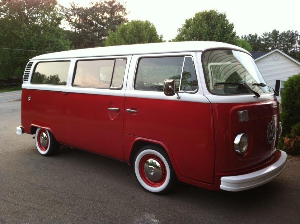 1968 Vw Bay Window Bus Youtube