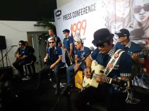 Tipe-X  Mawar Hitam  Live acoustik