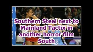 Southern Steel next to Mainland Tactix in another horror film South