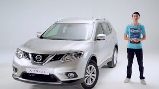 2015 Nissan X-Trail in Malaysia Walk-Around Tour - paultan.org