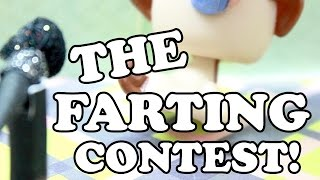 LPS  - EWW!! THE FARTING CONTEST