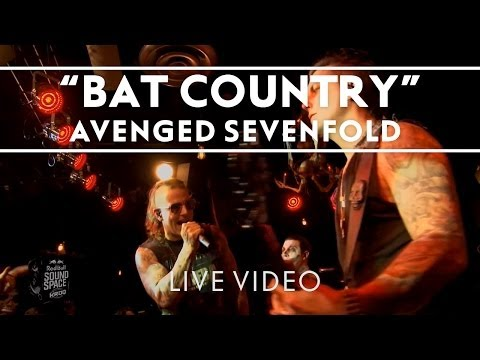 Avenged Sevenfold - Bat Country (Live @ KROQ Fright Night)