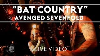 Avenged Sevenfold - Bat Country (KROQ Fright Night) [Live]