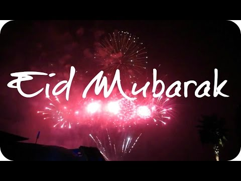 EID IN DUBAI !!! (Daily Vlog 370)