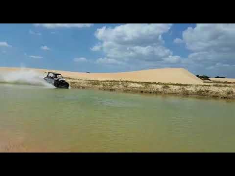 Hydroplaning UTV (Aquaplanagem UTV) (Part 2)