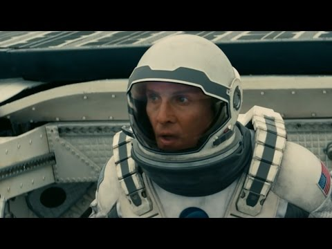INTERSTELLAR Trailer 3 Official - Matthew McConaughey, Anne Hathaway