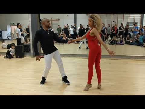 UKDC2018: with Fernanda & Carlos Workshop ACD ~ video by Zouk Soul
