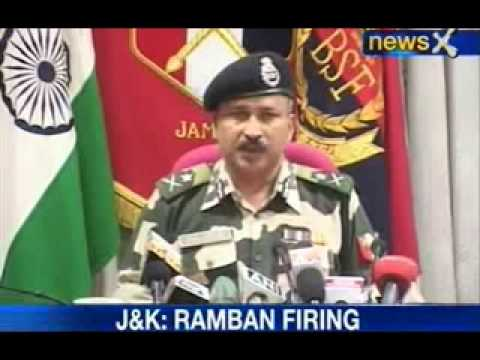 NewsX: Home Minister orders inquiry in the Jammu protest