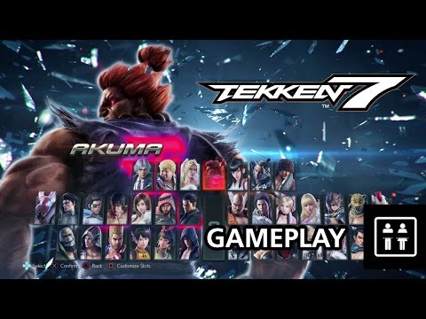 Tekken 7 - PS4 Gameplay