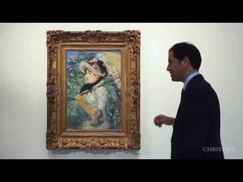 Video: Edouard Manet's Le Printemps