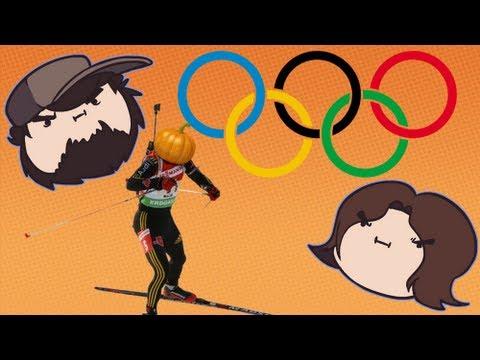 Winter Olympics - Game Grumps