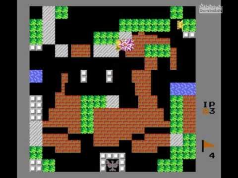 Classic NES Games: Tank 1990