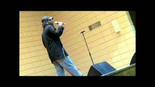 "Tucka Performs his hit, ""Candyland"" Live in  New Iberia"