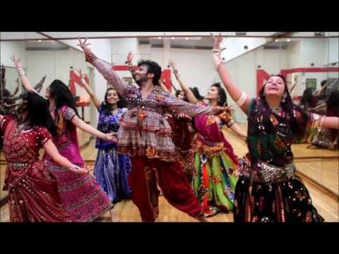 Nagada Sang Dhool Baje Full Version For Dance Mania 2014 video