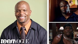 Terry Crews Breaks Down His First 8 Roles | Teen Vogue