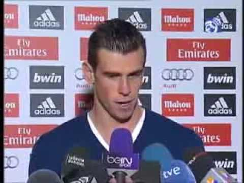 Real Madrid 4-0 Valladolid: Gareth Bale's post-match comments