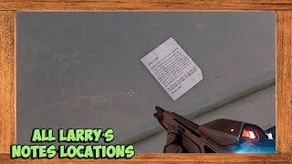 Far Cry 5 Lost on Mars All Larry's Notes Locations [Martian Journal Trophy]