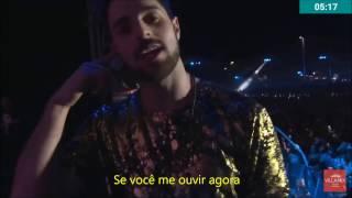 Ouça Alok Bruno Martini feat Zeeba - Hear Me Now Legendado BRPT