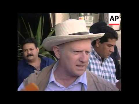 Egypt: Hostages: German tourists hostage situation latest