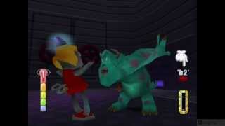 Monsters inc Scare island PC Gameplay part 2