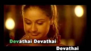 devathayai kandein-kadhal konden-tamil karaoke