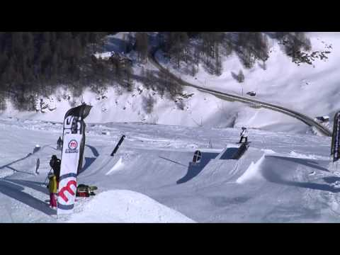 TTR WRF 2012 in Livigno: Highlights from Finals