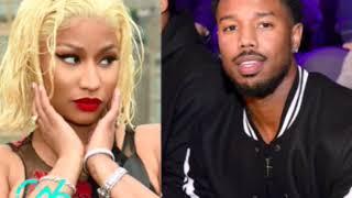 Thoughts On Nicki Minaj Going At Micheal B Jordan