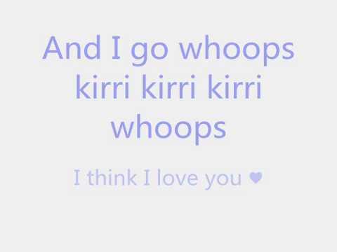 Whoops Kirri-fruit Cake (lyrics) video