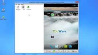 WhatsApp Para Pc Con Emulador Youwave [2014]