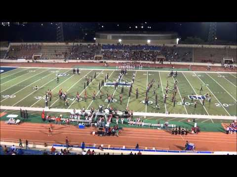 Robert E Lee HS Marching Band 2012 - Game 4 -Plugged In - Mvts 1 & 2